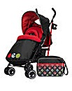Disney Mickey Mouse Stroller Bundle