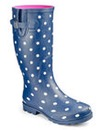 Heavenly Soles Wellington Boots EEE Fit