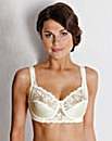 Miss Mary Full Cup Wired Champagne Bra