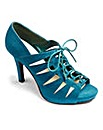 Sole Diva Lace Up Shoes E Fit
