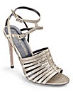 Little Mistress Strappy Sandal D Fit