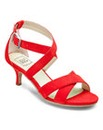 Sole Diva Cross Over Sandal EEE Fit