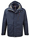 Tog24 Fell Mens Milatex 3in1 Jacket