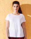 White Jersey Jacquard Top