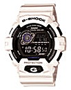 G Shock Solar Powered White Watch