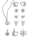 Boxed 9 Piece Jewellery Set