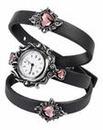 Alchemy Gothic Heartfelt Strap Watch