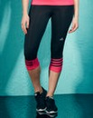 Adidas 3 Stripes Legging