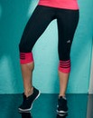 Adidas Cropped 3 Stripes Legging