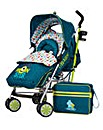 Disney Stroller - Monsters Inc Set