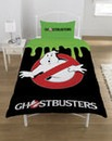 Ghostbusters Slime Panel Duvet Set
