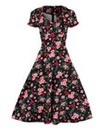 Voodoo Vixen Retro Cherry Dress