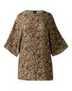 Alice And You Print Floaty Tunic