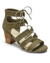 Sole Diva Lace Up Sandals EEE Fit