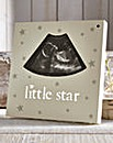 Twinkle Twinkle Light Up Baby Scan Frame