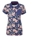 Joe Browns Floral Polo