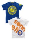 Sonneti Pack of 2 T-Shirts (2-13+years)