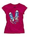 Converse Girls T-Shirt (8-15 yrs)