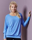 Long Sleeved Slouch Top