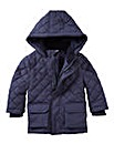 KD BABY Boys Quilted Coat