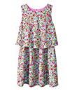 KD MINI Printed Dress (2-8 yrs)