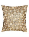 Mosaic Metallic Filled Cushion