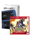 New 3DS XL Metallic Blue & Pokemon Omega