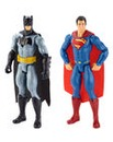 Batman vs Superman 2pk Figures
