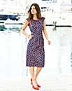 JOANNA HOPE Print Jersey Dress