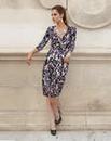 Together Print Jersey Dress