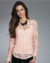 Together Lace Blouse