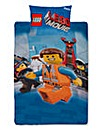 Lego Movie Personalised Panel Duvet