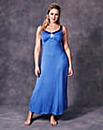 JOANNA HOPE Maxi Chemise 48in