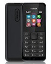 Nokia 105 Black + Virgin Sim Card