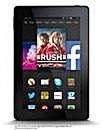 Kindle Fire HD 7 WiFi 8GB Black
