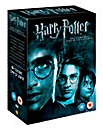 Harry Potter - The 8 Film Collection DVD