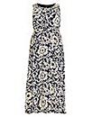 Samya Flower Print Dress