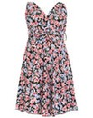 Samya Ditsy Floral Print Dress
