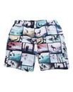 WILLIAMS & BROWN Print Swimshorts