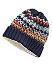Parker Fairisle Beanie Hat
