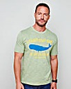 WILLIAMS & BROWN Print T-Shirt