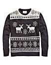 Williams & Brown Crew Neck Xmas Jumper