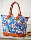 Madison Floral Travel Bag