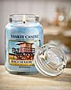 Yankee Beach Holiday Large Jar Candle