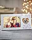 Personalised Angel Pendant Photo Frame