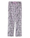 Printed Pyjama Bottoms Regular 28in
