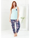 Pretty Secrets Paisley Print Pyjama Set