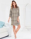 Pretty Secrets Checked Nightshirt