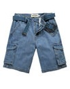 Jacamo Bexar Denim Cargo Shorts