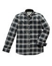 Jacamo Denby Long-Sleeve Check Shirt Reg